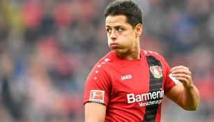 Chicharito lamenta la goleada en Bundesliga