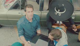 Ruud Van Nistelrooy participando en un comercial de Heineken