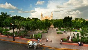 Centro Histórico de la ciudad de Mérida, Yucatán