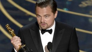 Leonardo DiCaprio agradece tras ganar el Óscar