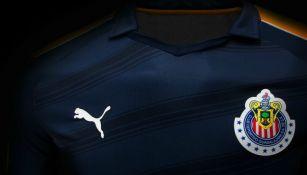 Tercer uniforme de Chivas para el C2017 6a3395e7b483b