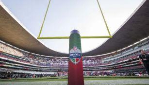El Estadio Azteca, listo para recibir a la NFL