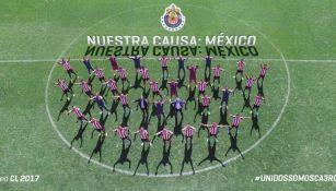 Así luce la foto oficial de Chivas