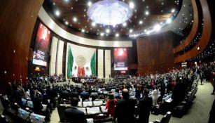 Legisladores, en una sesión dentro de la Cámara de Diputados