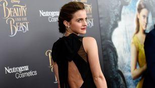 Emma Watson acude a premier de la 'Bella y la Bestia'
