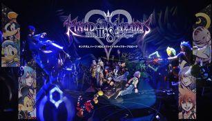 Kingdom Hearts nos trae una nueva aventura