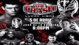 The Crash anuncia su cartelera internacional