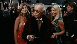 Stan Lee aparece en la película de Iron Man