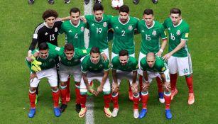 Los titulares del duelo de México vs Costa Rica