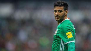 Carlos Vela lució su mejor futbol en el duelo contra Costa Rica