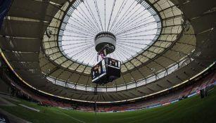 Así luce el Estadio BC Palace de Canadá