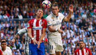 Atlético y Real Madrid se enfrentan en el Derbi de la capital española