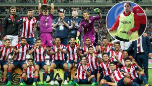 Chivas levanta el título de Copa | Chicharito entrena con el Bayer