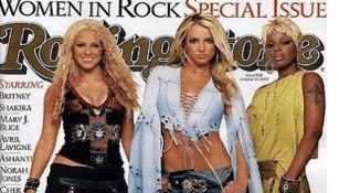 Britney Spears, Shakira y Mary Blige en revista Rolling Stones