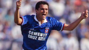 Hermosillo celebra una anotación con Cruz Azul en Liga