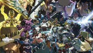 Los Héroes de Overwatch están listos para brillar en combate