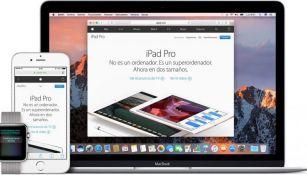 Todos los dispositivos de Apple