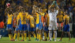 Tigres agradece a la tribuna por apoyo en la Final contra Chivas