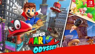 Mario se embarca en una nueva aventura
