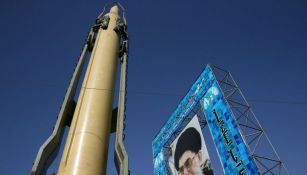 El misil de la Guardia Revolucionaria lanzado contra Siria