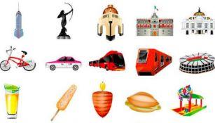 Emojis con estilo chilango