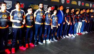 Lyon Gaming e Infinity Esports se preparan para la Final de la LLN