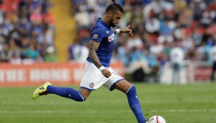 Velázquez disputa un duelo con Cruz Azul en el A2017