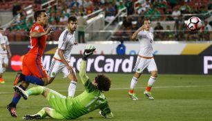 Puch define por encima de Ochoa en Copa América