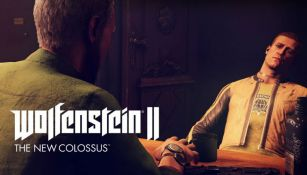 Captura de juego de Wolfenstein II: The New Colossus