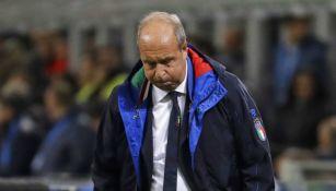 Giampiero Ventura desconcertado tras eliminación de Italia