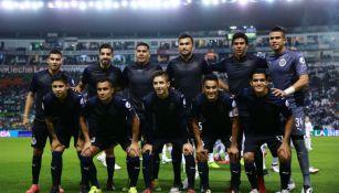 Los jugadores de Chivas posan para la foto