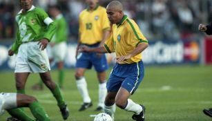 Ronaldo en la Copa América de 1997
