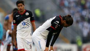 Carlos Adrián Morales lamenta derrota de Lobos BUAP