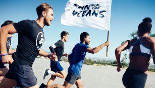 'Corre por los océanos', el movimiento de Adidas y Parley