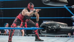 Penta Zero Miedo en función de Impact Wrestling