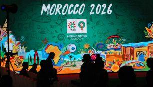 Promocional de Marruecos para la candidatura del Mundial 2026