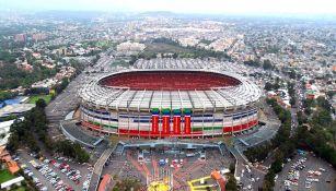 El Estadio Azteca recibirá su tercera Copa del Mundo