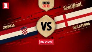 EN VIVO y EN DIRECTO: Croacia vs Inglaterra