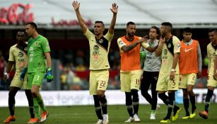 Paul Aguilar agradece apoyo de su afición en el Azteca