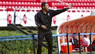 Ramón Morales, en su paso por el banquillo de Chivas Sub-20
