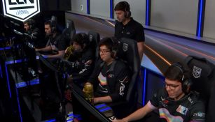 Rainbow7 podría no ser el mismo equipo en la liga de Latinoamérica