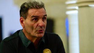 Luis Islas, en entrevista con RÉCORD