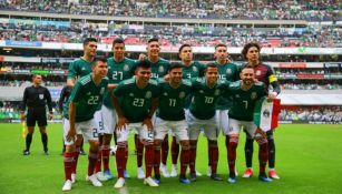 Selección mexicana en Rusia 2018