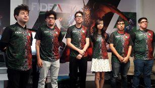 Los seleccionados mexicanos de League of Legends se presentaron en las oficinas de la FNDEM