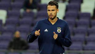 Diego Reyes, previo al duelo contra el Galatasaray