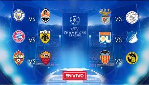 EN VIVO Y EN DIRECTO: Champions League J4 miércoles