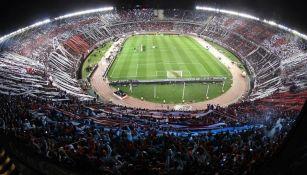 Panorámica del Estadio Monumental