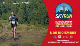 Promocional de carrera SkyRun2018