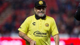 Maradona tiene a Dorados en la antesala de la Final del Ascenso