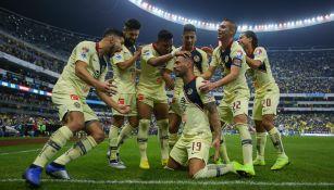 América festeja pase a la Final del Apertura 2018